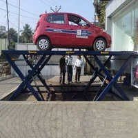Automatic Operated Lift Table