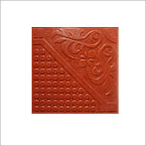PVC Chequered Tile Mould