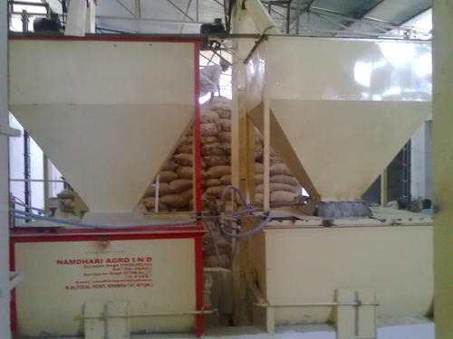 Cattle Feed Plant for 6 tons per hour