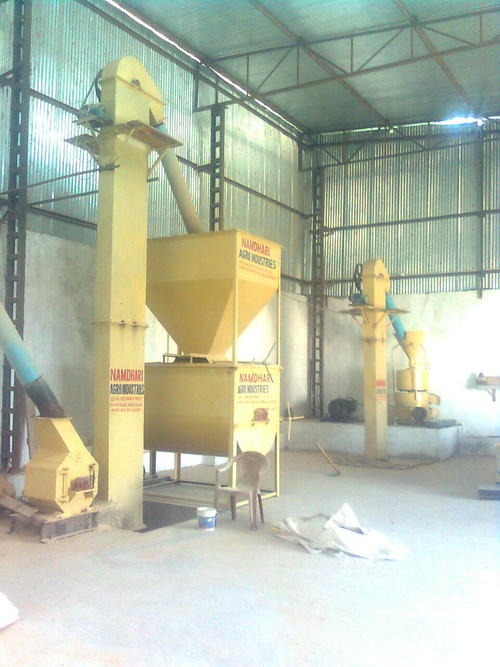 Cattle Feed Plant 2 tons per hour