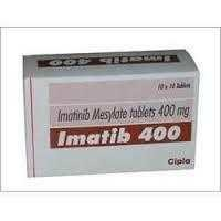 Imatib Mesylate Tablets 400 Mg