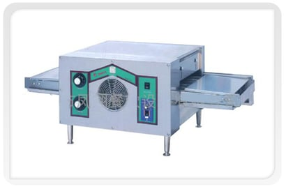 """Automatic Electric Conveyor Pizza Oven Size 14"""""""