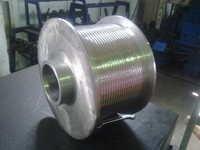 Aluminum bobbin