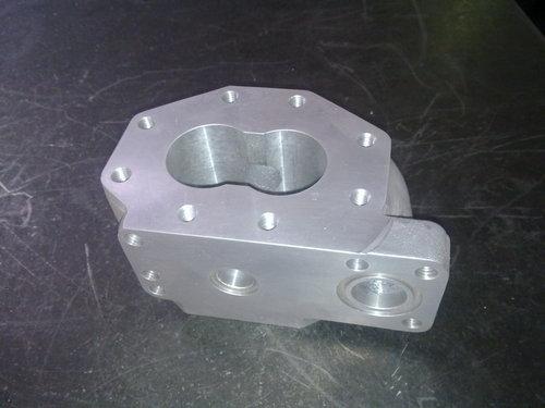 Aluminum Pump Body