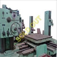 Used Tos Horizontal Boring Machine