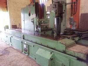Used Bed Milling Machine