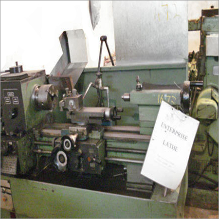 Used Horizontal Turret Lathe