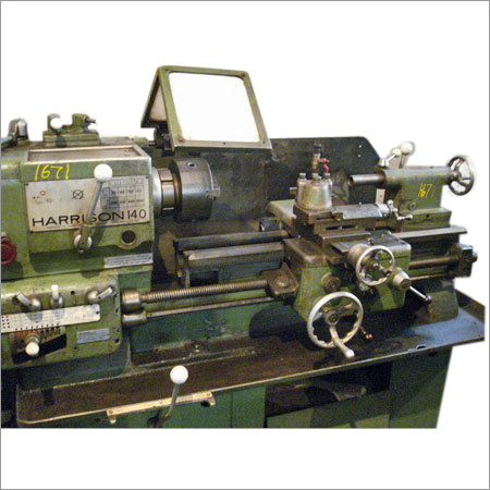Used Harrison Lathe Machine