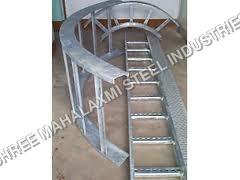 Hot Dip Galvanized Ladder Tray