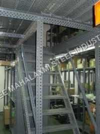 Dismantled Mezzanine Floor
