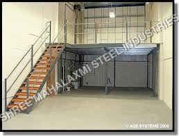 Light Duty Mezzanine Floor