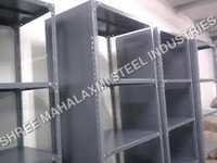Slotted Angles Storage Systems