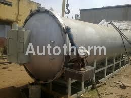 Disposable / Waste Treatment Autoclaves