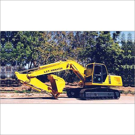 Industrial Hydraulic Excavators