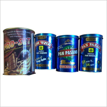 Food Composite Cans