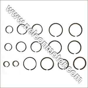 Turbocharger Shaft Split Ring