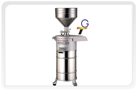 Soya Bean Grinding Making Machine