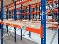 Powder Coated Pallet Racks