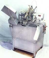 Double Needle Ampoule Filling Machine