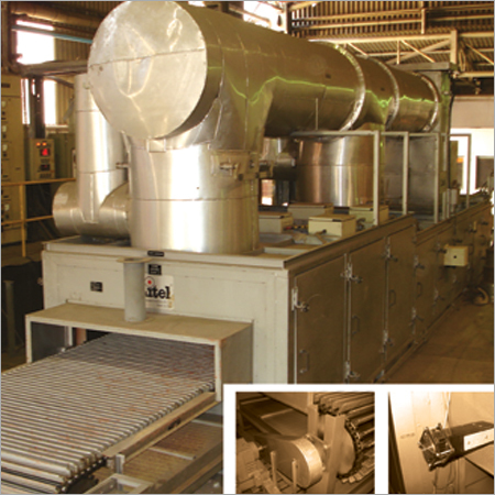IR Convection Combo Dryer