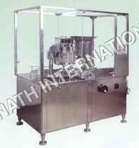 Two Needle Vial Filling Machine