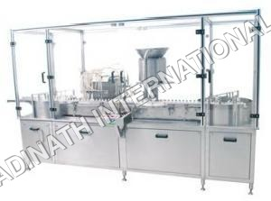 Sterile Liquid Filling Machine