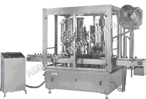 Sterile Filling Stoppering Machine