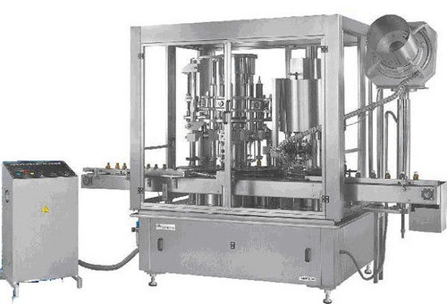 Aseptic Filling & Capping Machine