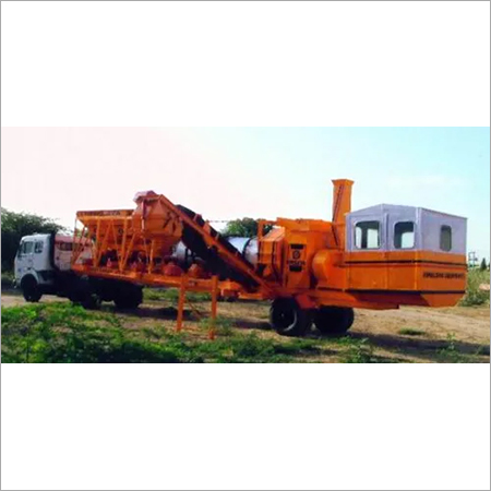 Automatic Asphalt Mix Plant