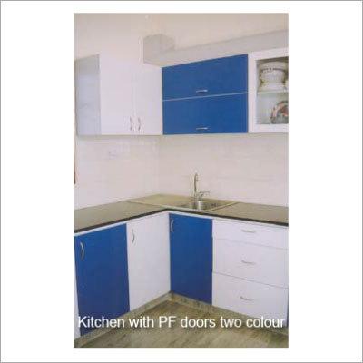 Kitchen With PF Doors