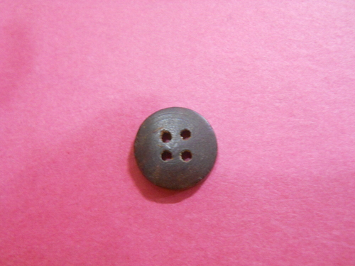 Designer Coconut Shell Buttons