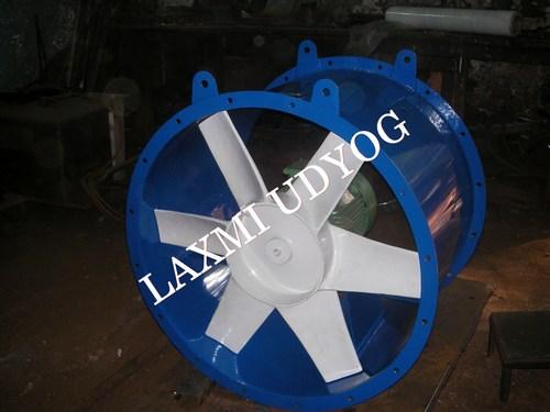 Direct Drive Tubeaxial Fan