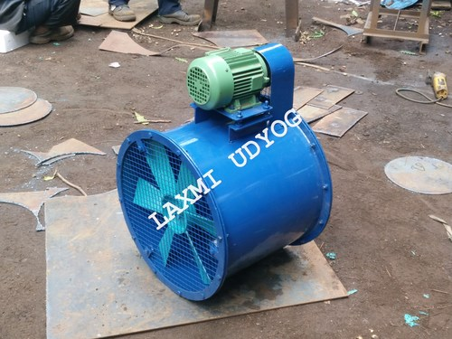 Belt Drive Tubeaxial Fan