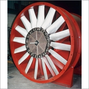 Direct Drive Vane Axial Fan