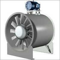 Belt Driven Vane Axial Fan