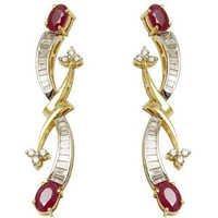 indian ruby jewelry, ruby earrings jewelry, ruby j