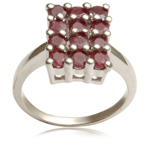 ruby silver jewelry ruby jewelry rings costume je