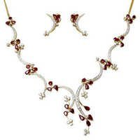 ruby jewellery sets, ruby sets indian jewellery, indian ruby jewellery designs