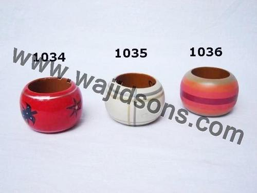 printed napkin rings