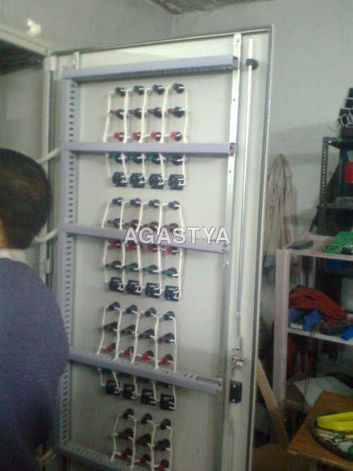 Control Panel Door Wiring