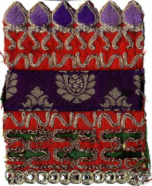 Pitta work lace manufacturer