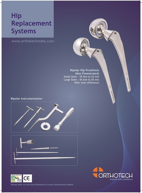 Total Hip Replacement System