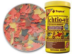 TP ICHTIO-VIT FLAKES FOOD 1200 ML