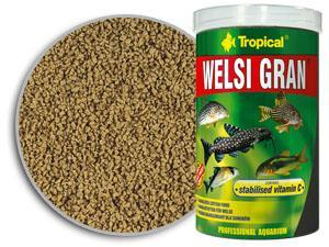 TP WELSI GRAN P. FOOD 1000 ML/550 GM