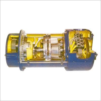 Crane Gear Box