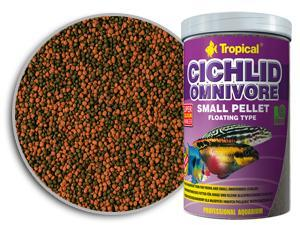 TP CICHLID OMNIVORE SMALL P. 250 ML/90GM