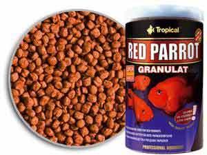 TP RED PARROT GRANULAT P.250 ML/100 GM