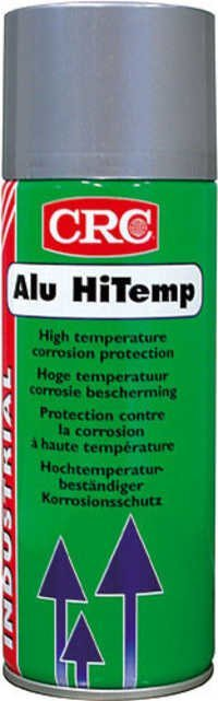 CRC ALU H.T. HIGH TEMPERATURE ALUMINIUM COATING