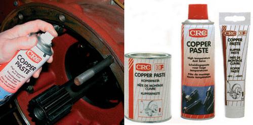 CRC Copper Paste Aerosol Spray