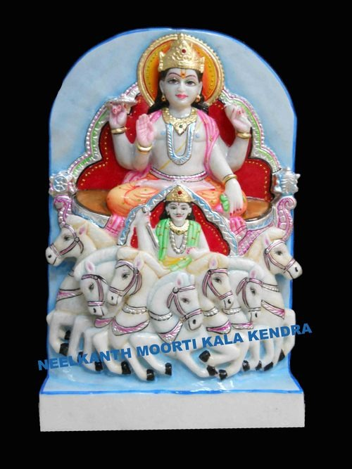 Surya Dev Bhagawan Statue